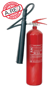 CO² Feuerlöscher 5 kg