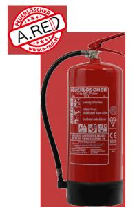 12 kg ABC-Pulver Feuerlöscher