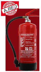 Feuerlöscher kaufen A.RED