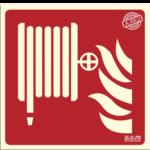 Hinweisschild Wandhydrant